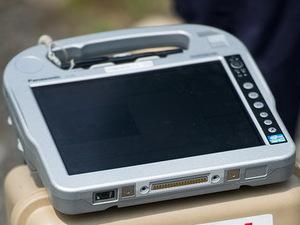 Технология FINDER и защищенные планшеты Toughbook помогают спасать жертв землетрясения в Непале