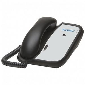 Teledex I Series A101 Lobby Black (Проводной гостиничный телефон)