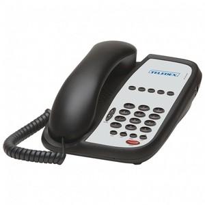 Teledex I Series A105 Black (Проводной гостиничный телефон)