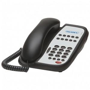 Teledex I Series A110 Black (Проводной гостиничный телефон)
