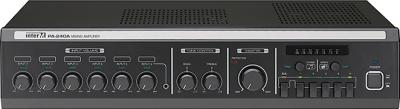 Inter-M PA-240A (Цифровой микшер-усилитель, 5 зон, 240 Вт, 3 унив., 3 лин., вход АТС, RM-05A)