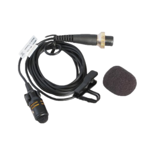 Inter-M MU-53L (Петличный электретный микрофон, 10 мм, mini-XLR)