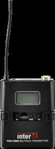 Inter-M PAM-WBM передатчик (Поясной радиопередатчик)