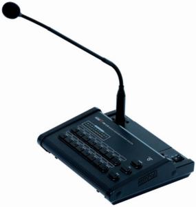Inter-M RM-616 (Микрофонная панель на 16 зон для ECS-616 и PX-9116, 100-15000 Гц)