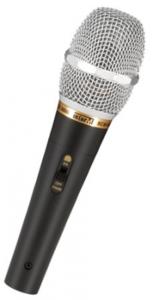 Inter-M SCM-6000V (Динамический микрофон, 50-17000 Гц, -73 дБ, 350 Ом)
