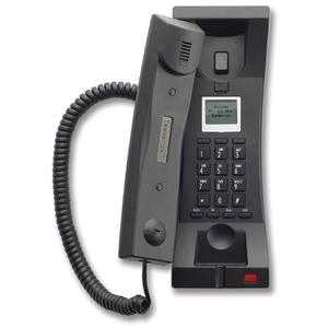 Telematrix 3300TRM-IP Trimline Black (Проводной гостиничный телефон VoIP)