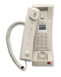 Telematrix 3302TRM-IP Trimline Ash (Проводной гостиничный телефон VoIP)