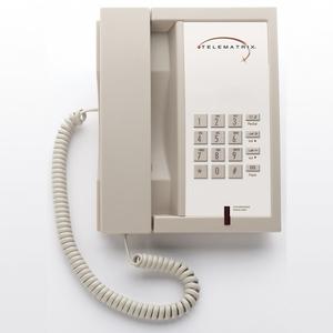 Telematrix 3300MWB Ash (Проводной гостиничный телефон)