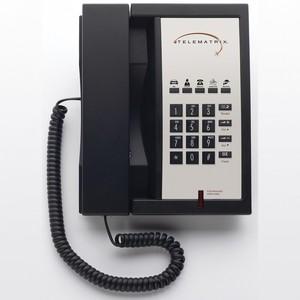 Telematrix 3300MW5 Black (Проводной гостиничный телефон)