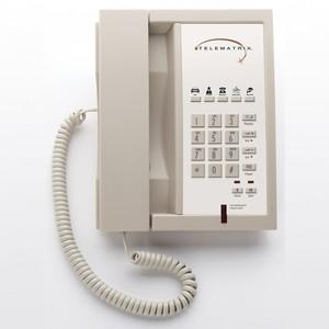 Telematrix 3300MWD5 Ash (Проводной гостиничный телефон)