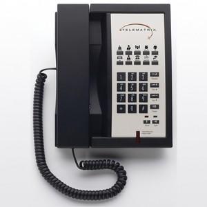 Telematrix 3300MWD Black (Проводной гостиничный телефон)