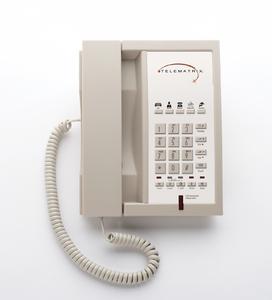 Telematrix 3302MWD5 Ash (Проводной гостиничный телефон)
