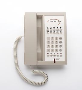 Telematrix 3302MWD Ash (Проводной гостиничный телефон)