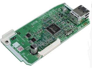 Panasonic KX-TVM594X (Плата LAN интерфейса)