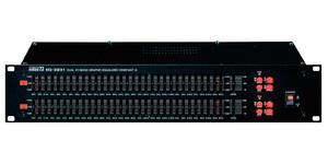 Inter-M EQ-2231A (Двухканальный графический эквалайзер, 31-полосный)