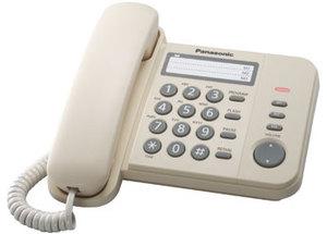 Panasonic KX-TS2352RUJ (Проводной телефон)