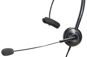 Accutone TM310 QD (Гарнитура для телефонии, call-центра QD, один наушник)