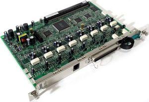 Panasonic KX-TDA0173XJ (Плата 8 аналоговых внутренних линий)