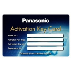 Panasonic KX-NCS3208WJ (Ключ 8-ми IP-системных телефонов/IP-Softphone)