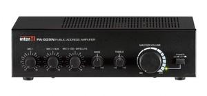 Inter-M PA-935N (Усилитель 35 Вт, 3 микрофонных/ 2 линейных вх., 220В.)