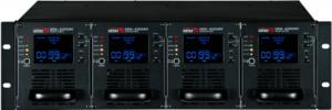 Inter-M DPA-4300M (Четырёхканальный трансляционный цифровой усилитель мощности)