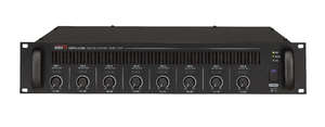 Inter-M DPA-50E (Восьмиканальный трансляционный цифровой усилитель мощности, 8 х 50 Вт (100 В), 8 х