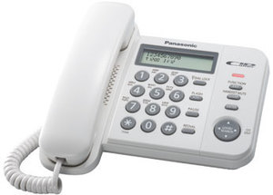 Panasonic KX-TS2356RUW (Проводной телефон)