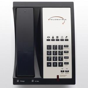 Telematrix 9600IPMWD5 (1.9 GHz) Black (Беспроводной гостиничный телефон VoIP-DECT)