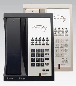 Telematrix 9600IPMWD (1.9 GHz) Black (Беспроводной гостиничный телефон VoIP-DECT)