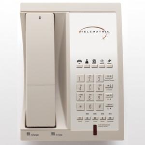 Telematrix 9602IPMWD5 (1.9 GHz) Ash (Беспроводной гостиничный телефон VoIP-DECT)