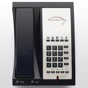 Telematrix 9602IPMWD5 (1.9 GHz) Black (Беспроводной гостиничный телефон VoIP-DECT)