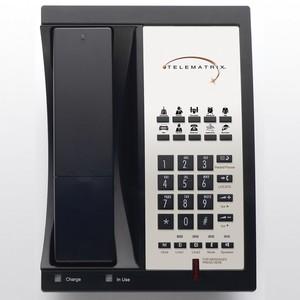 Telematrix 9602IPMWD (1.9 GHz) Black (Беспроводной гостиничный телефон VoIP-DECT)