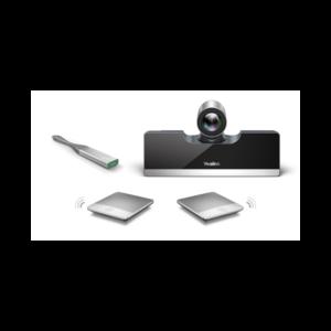 Терминал ВКС Yealink VC500-Wireless Micpod-WP (Моноблок с камерой 5Х, CPW90 - 2шт., WPP20, WF50, AMS