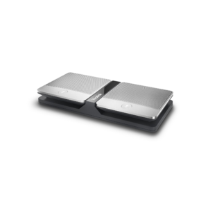Микрофон ВКС Yealink CPW90 + DD10 (CPW90 -2 шт, DD10, AMS-1 год) для VC800/880/500/200)