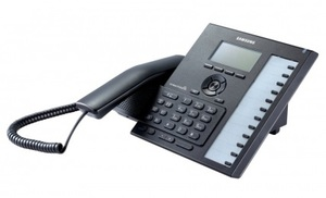 "Samsung SMT-I6010K/EUS (IP-телефон, 3.2"" (128×64), 12 keys, Half duplex, 2 × 10/100)"
