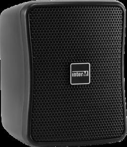 Inter-M WS-15T(BK) (Всепогодный громкоговоритель, 15 Вт, 84 дБ, 110-20000 Гц, черный)
