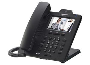 Panasonic KX-HDV430RUB  (SIP видеотелефон с встроенной камерой)