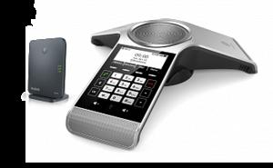 Yealink CP930W-Base ( конференц-телефон DECT и база W60B )