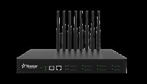 Yeastar TG800W — VoIP-UMTS-шлюз с поддержкой 8 UMTS-линий.