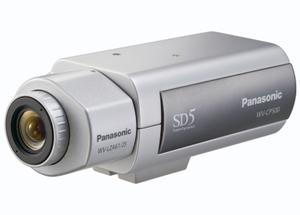 Panasonic WV-CP500/G Цветная корпусная камера