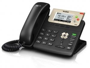 Телефон SIP Yealink SIP-T23G (3 SIP-аккаунта, PoE, BLF)
