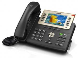 Телефон SIP Yealink SIP-T29G (16 SIP-аккаунтов, цветной экран, BLF, PoE, GigE)