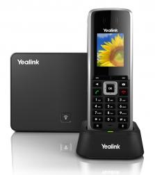 Радиотелефон Yealink W52P SIP-DECT (база+трубка)