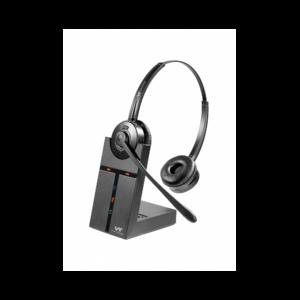 VT VT9000-D (Беспроводная гарнитура, Дуо, HD звук, 150м DECT, для телефона)