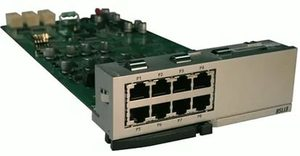 Samsung OS7400B8S3/EUS (Модуль аналоговых абонентских линий, 8 портов,CID,DTMF-приемники)