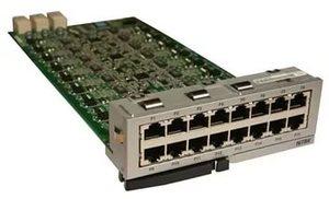 Samsung OS7400BSL3/EUS (Модуль аналоговых абонентских линий, 16 портов,CID,DTMF-приемники)