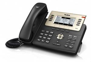Телефон SIP Yealink SIP-T27G (6 линий, BLF, PoE)