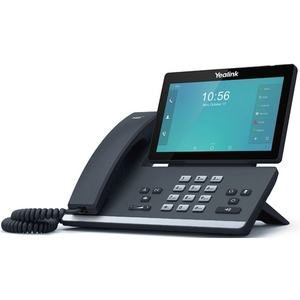 Телефон SIP Yealink SIP-T56A (Android, WiFi, Bluetooth, GigE, без видео, без БП)
