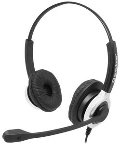 Accutone WB610MKII QD (Гарнитура для телефонии, call-центра QD, два наушника)