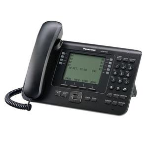 Panasonic KX-NT560RU-B (IP телефон, черный)